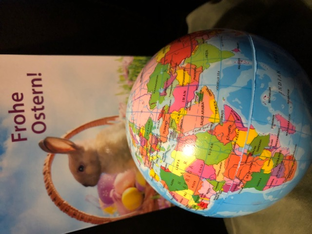 Osterhase global