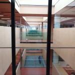 Das hochmoderne Gebäude der NMS Klaus